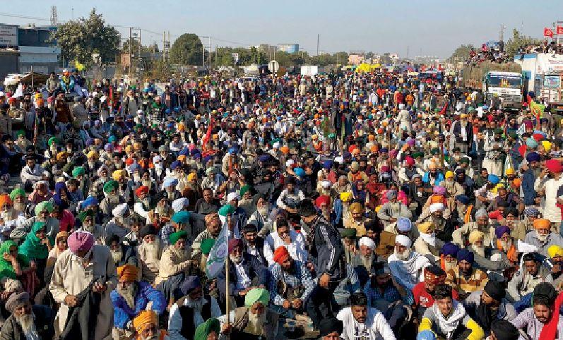 Behind #farmersprotest lies deep distrust & discontent #Editorsnote #TehelkaMagazine #TehelkaExclusive