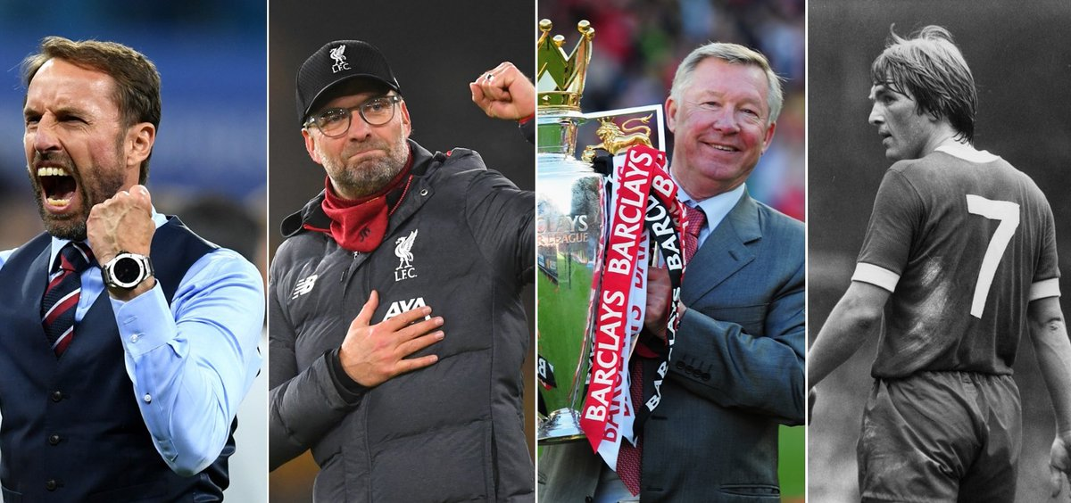 Wish you'd caught last week's live Q&A with football legends Sir Alex Ferguson, Sir Kenny Dalglish, Gareth Southgate & Jürgen Klopp?  You can still watch it online until Jan 24 - and as before, ticket sales go to support Sports United Against Dementia! ❤️
