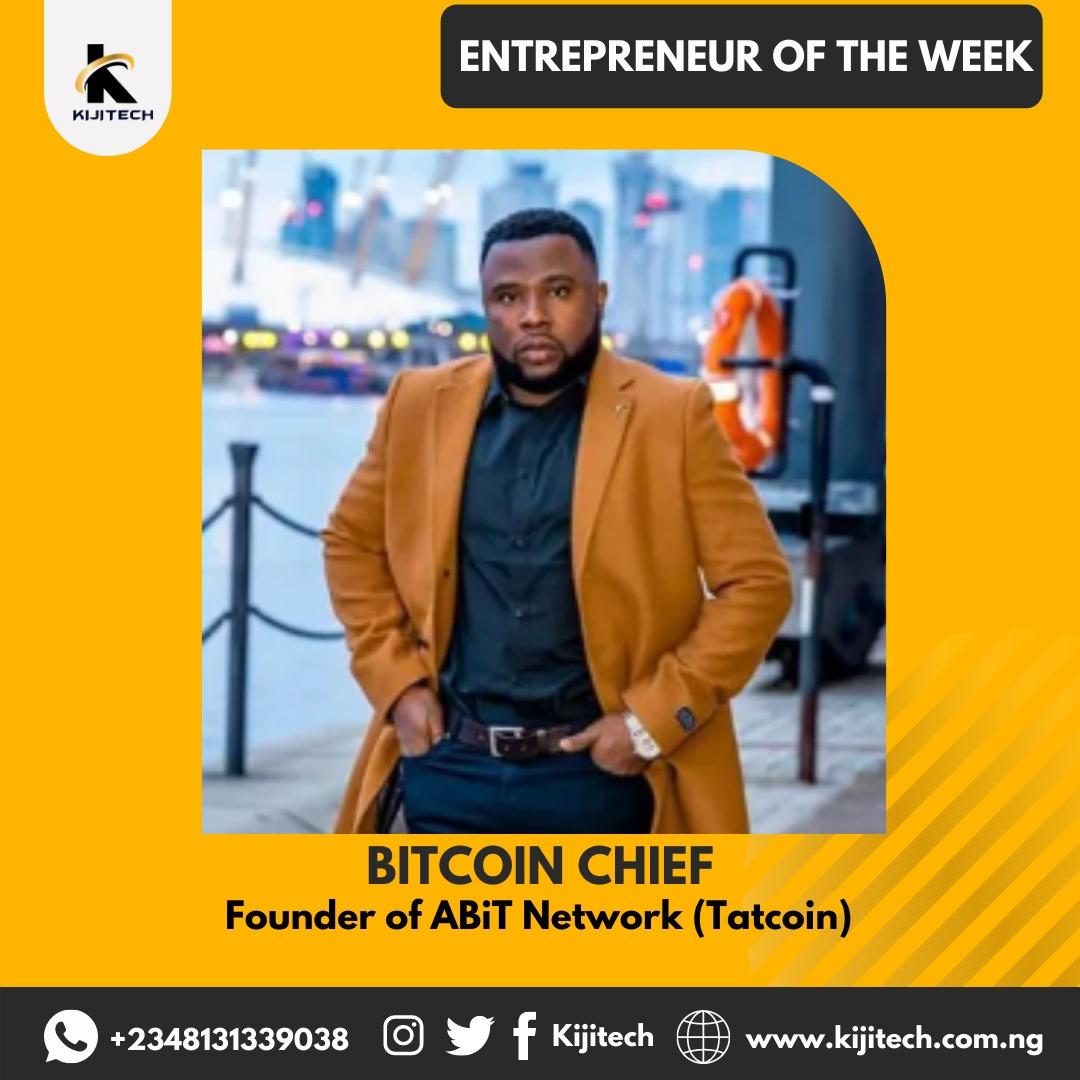 Cryptocurrency is the future of money! @gaiuschibueze Bitcoin Chief 💪🏽 #wednesdaythought #wedomorewednesdays  #Bitcoin #Entrepreneur #Branding #tech #kijitech #InaugurationDay #OnlyOneTacha #COVID19  #EndSARS  #LekkiMassacre  #LayconOnJimmyJumpOff