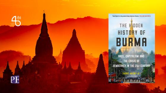 "[LECTURES📚] Sophie Boisseau du Rocher (@IFRI_asie) propose une analyse de l'ouvrage de @thantmyintu, ""The Hidden History of #Burma: Race, Capitalism, and the Crisis of #Democracy in the 21st Century"", publiée dans PE n° 4/2020 :"