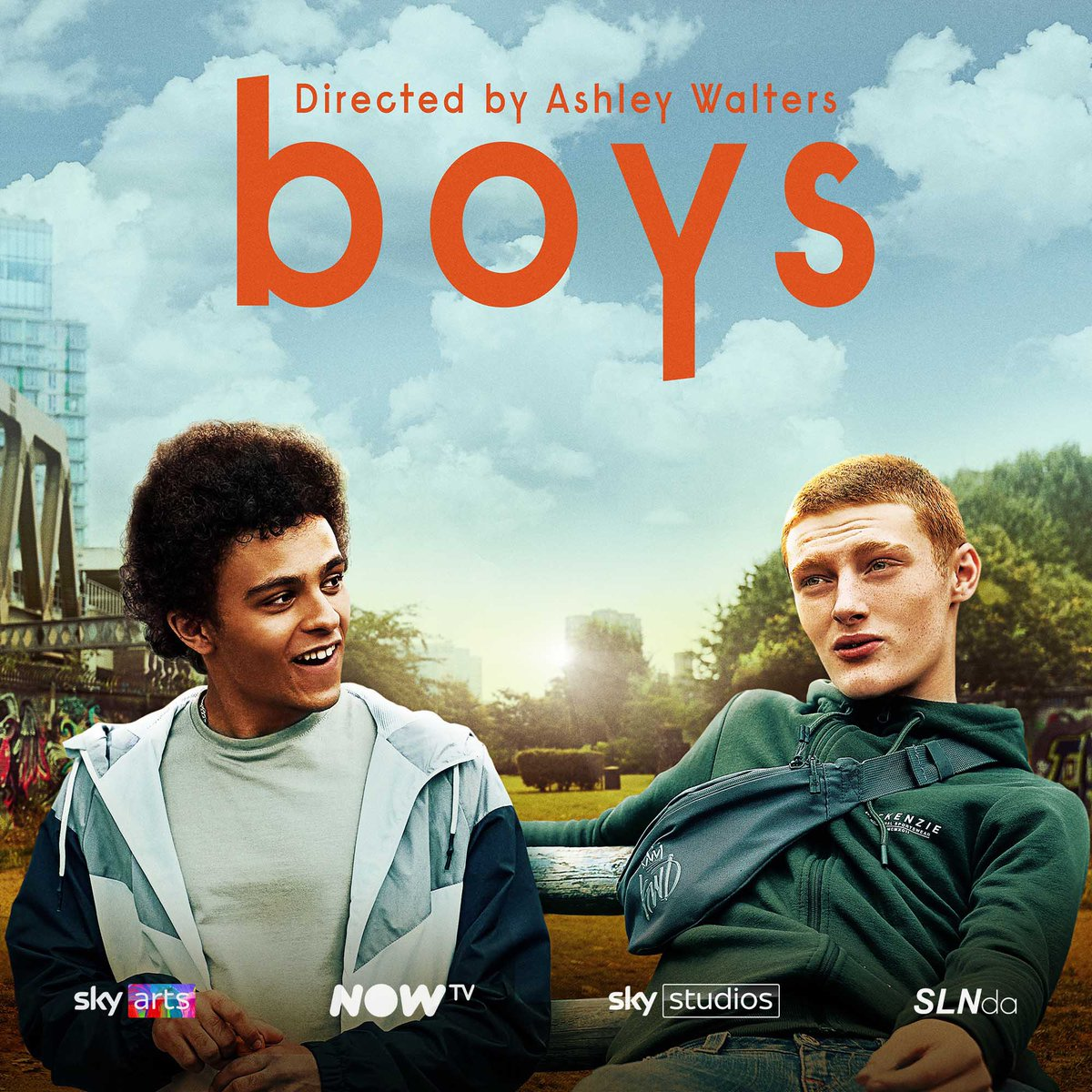 Don't forget. Tonight, 10PM, @AshleyWalters82 directorial debut BOYS premiers on Sky Arts! (Freeview Channel 11). It's a short film about teens growing up in the endz, and is a heartfelt, urban story about family, responsibility and choice. Don't miss it. #awboys