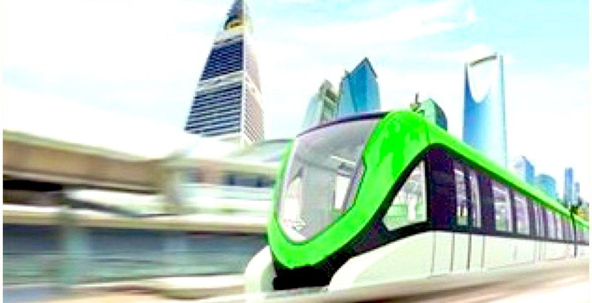 @batzssfffhzsh78 اضف إلى ذالك سيدي مترو #الرياض والذي سينطلق قريباً في العاصمه وهو من أكبر السكك الحديديه على مستوى عواصم العالم حيث أن مساحة الرياض تجاوزت ١٠٠ كيلو متر مربعاً