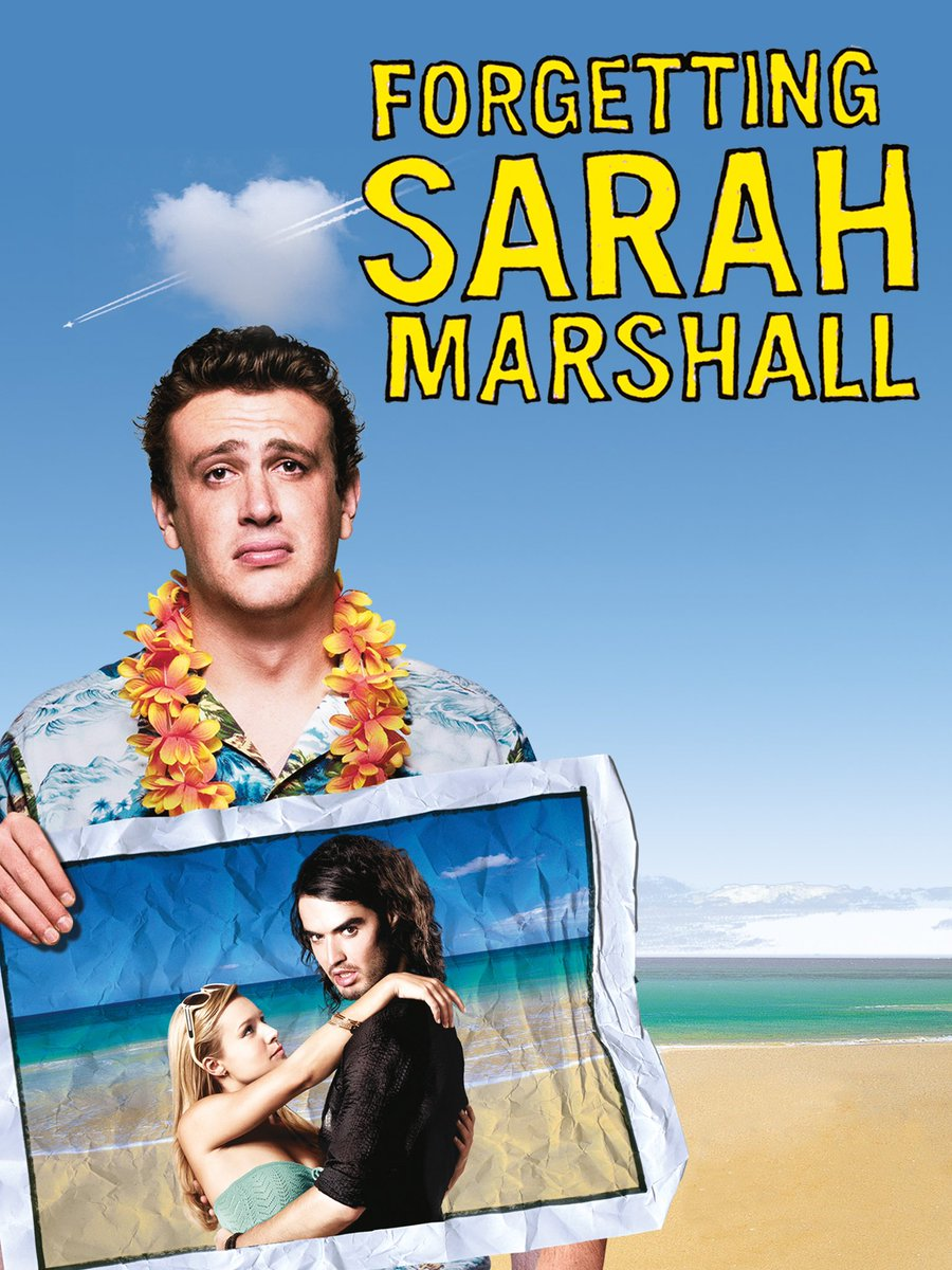 Forgetting Sarah Marshmallow #SnackableMovies