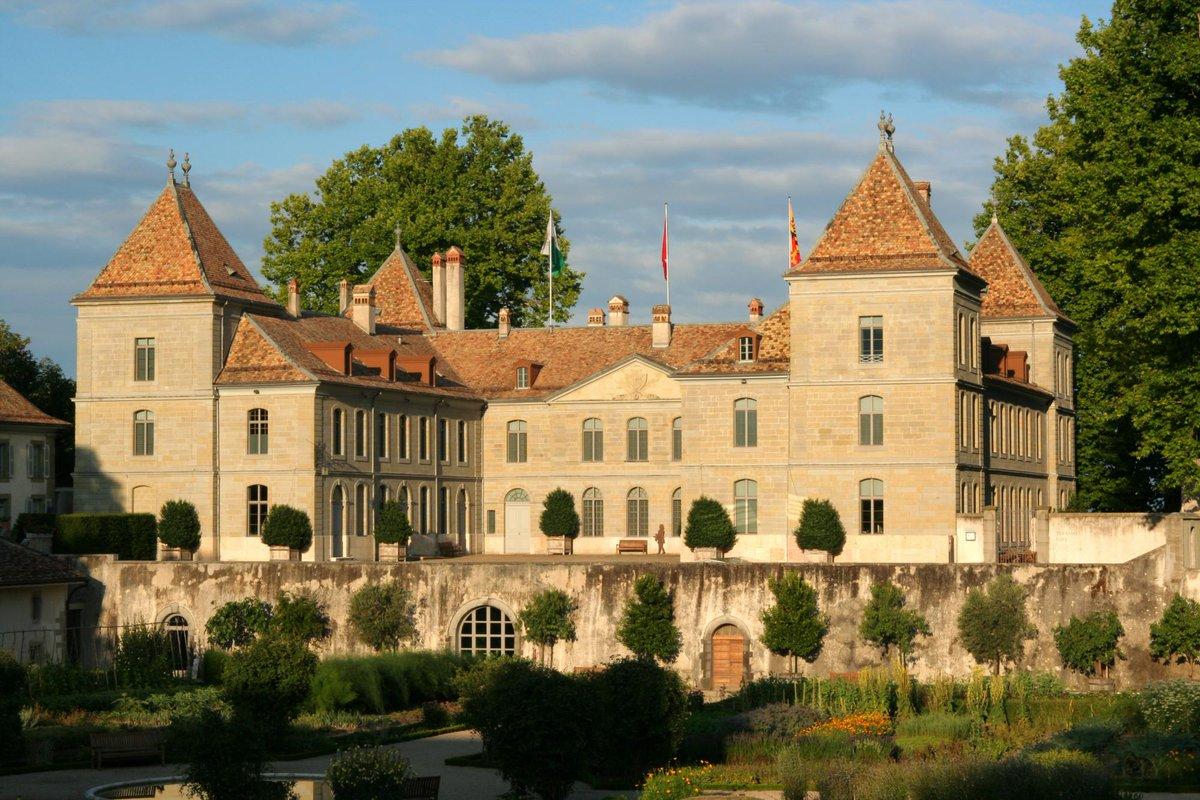 Quelques perles d'#architecture néo-classique du Canton de Vaud : Château de Prangins, Château de Vullierens, Château de Coppet, Château de Grandcour. https://t.co/bj2bUSmV9s