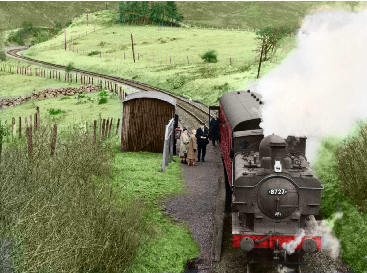 EsKeLJaW4AIQq 8?format=jpg&name=medium - Sixty years since the last train to Cwm Prysor