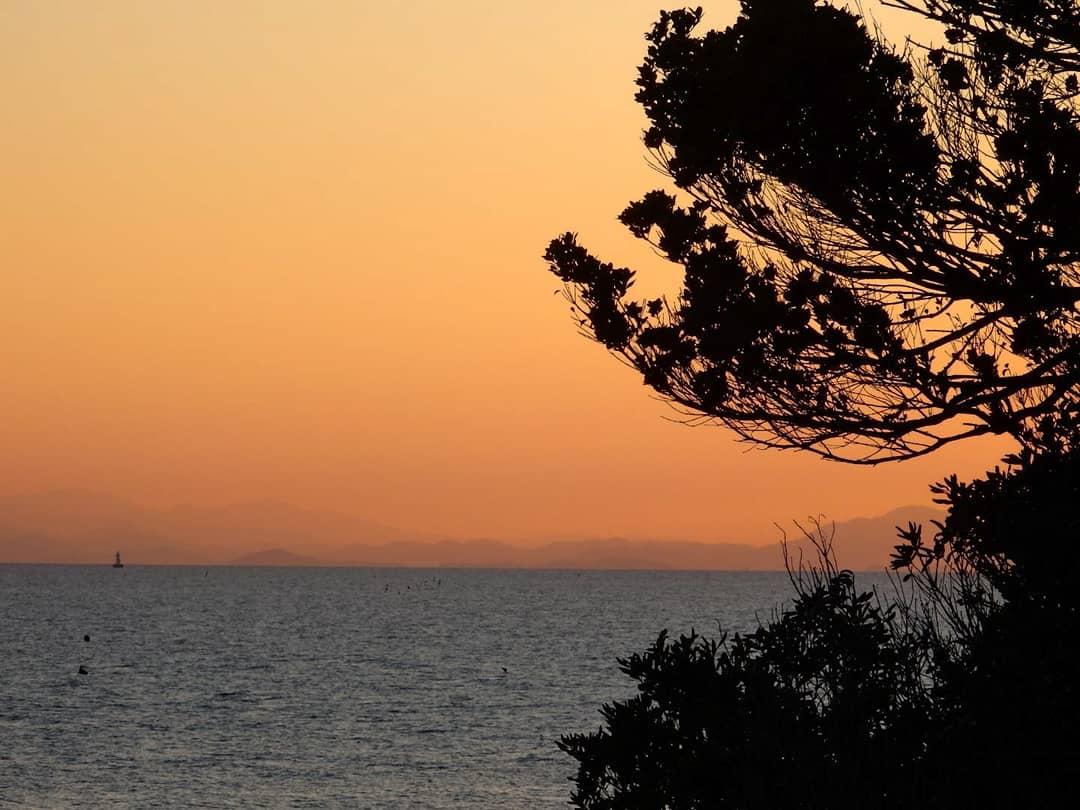 17:22 . #夕焼け #sunset #写真好きと繋がりたい #ファインダー越しの私の世界