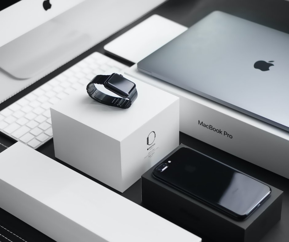 Here's what it'd cost if you were to buy all the top-of-the-line devices, fancy accessories, and services offered by Apple: