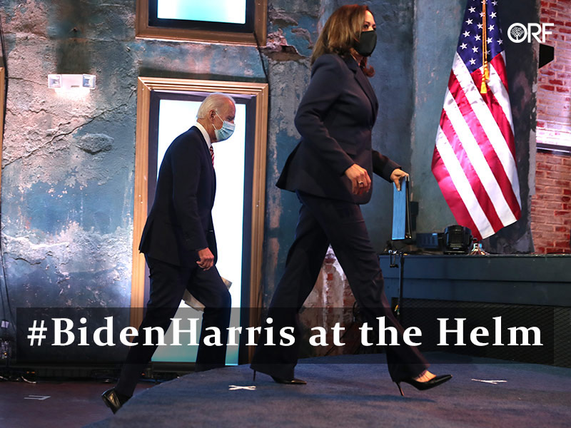 #BidenHarris at the Helm — ORF research and analyses on the new American administration ➝