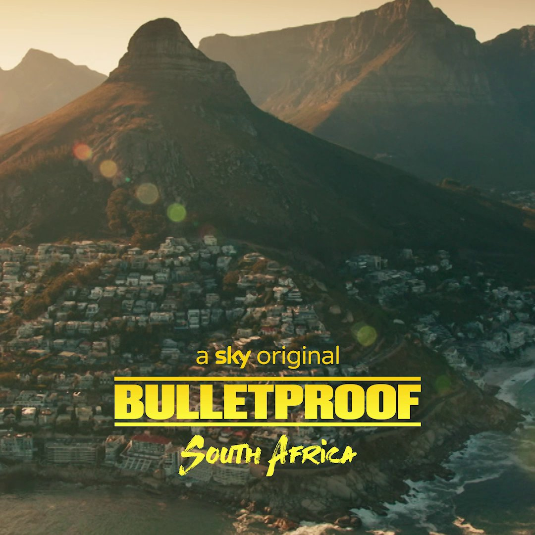 You can take the men out of London...  Bishop & Pike return in #BulletproofSouthAfrica.   All episodes available now.