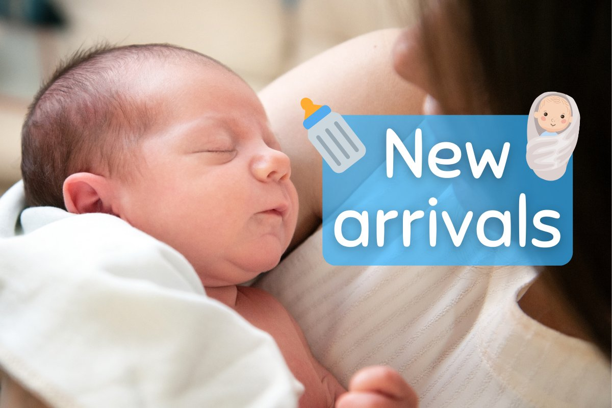 NEW ARRIVALS! Have you been blessed by any new arrivals in your family recently? We can help you celebrate. Why not have them included in our upcoming editions. Use our online form below for your New Arrivals #Cumbria  https://t.co/tCP4wnvg02 https://t.co/RjsMBYEAHu