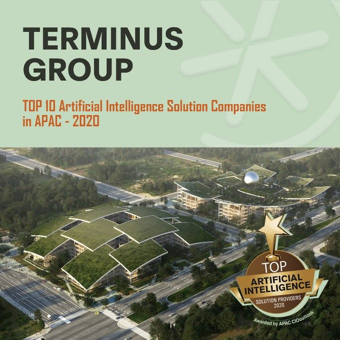 Terminus Group: The winner of APAC CIOoutlook Top AI Solution Provider Photo
