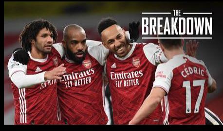 ICYMI here's this week's Breakdown. Video analysis of Arsenal's display v Newcastle…