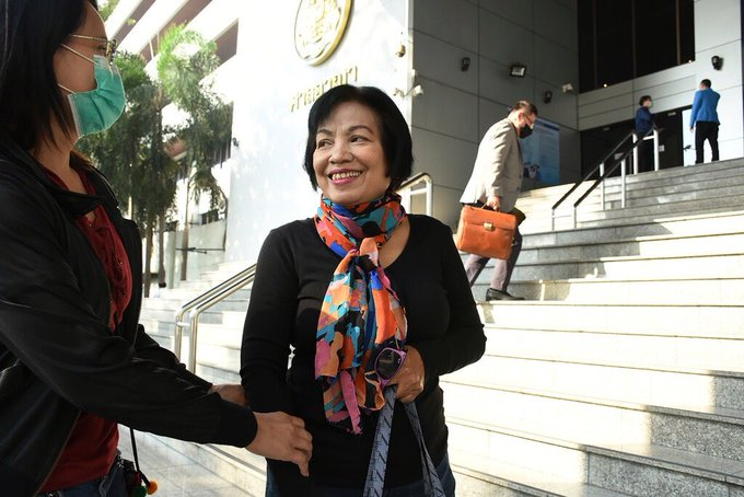 Record 43-year sentence for insulting Thai monarchy sends a chilling message to activists Photo