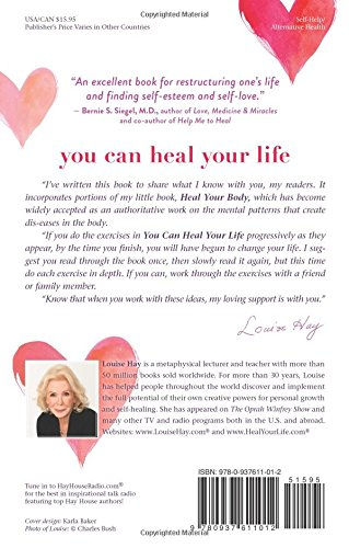 #LouiseHay really helped me sort through a lot of difficult stuff - wish I had found it much earlier in my life, but, #BetterLateThanNever  #serendipity #YouCanHealMyLife was mentioned in a book by one of #DavidLetterman's writers - lucky I saw that show😍