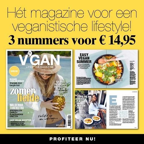 [84] #NY V'Gan #Lifestyle #Maqgazine, het magazine voor de #bewuste mens van nu. (#Vegan #Veggie #Vegetarian)