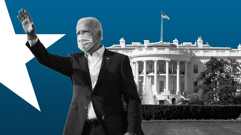 Happy #InaugurationDay, a great day for the wee county to have one of our own in the White House #JoeBiden