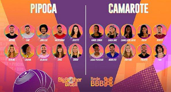 BBB 21: conheça os participantes do reality que conta com dois capixabas nesta edição  #bbb21 #redeglobo #BigBrother #realityshow #entretenimento #redebbb