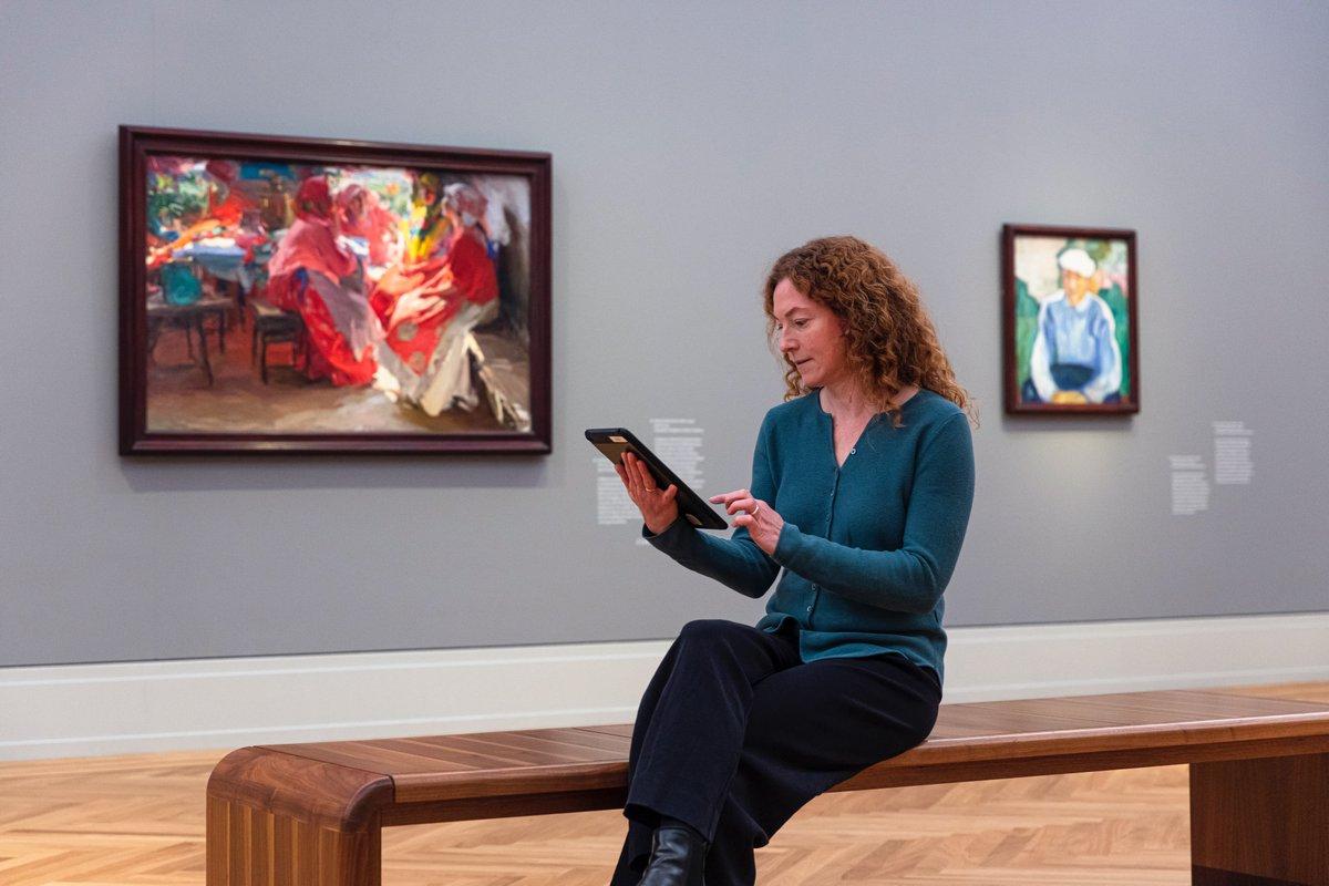 """Wir erweitern für Euch unser Online-Live Tour-Angebot: Ihr könnt nun mehrmals täglich die Schau """"Impressionismus in Russland"""" online besuchen Führungen & gemeinsam mit den Guides auf einer 360°-Tour alle Ausstellungssäle & Gemälde aus der Nähe erleben: https://t.co/lu56waadmo https://t.co/081Z6Ndj3E"""