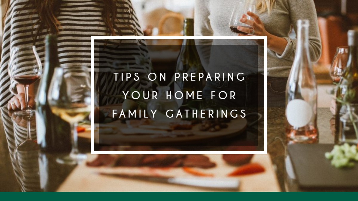 Here's how you can prepare your home for a family gathering! 👉🏼 #lifestyle #homemaking #bproperty