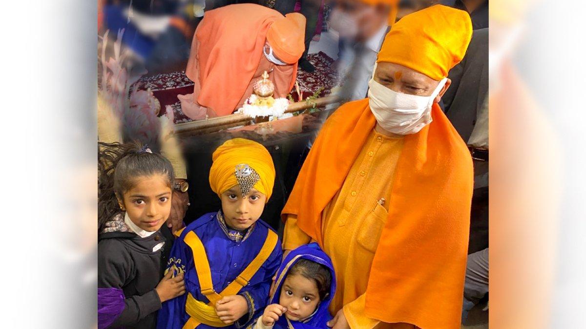श्री गुरु गोबिंद सिंह जी के प्रकाश पर्व पर यहियागंज स्थित गुरुद्वारे में श्री गुरु ग्रंथ साहिब जी के दर्शन व पावन स्वर्ण मंदिर से आए रागी भाइयों से शबद कीर्तन सुनने का सौभाग्य प्राप्त हुआ।  सनातन धर्म व राष्ट्र रक्षा हेतु सिख गुरुओं के बलिदानों के प्रति हमें कृतज्ञ रहना चाहिए।