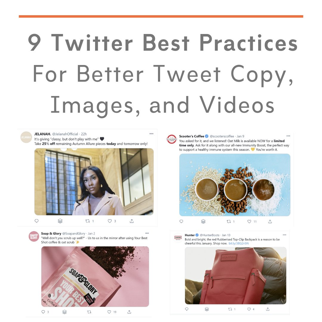 9 quick and easy tips to improve your tweeting performance  👇    #twittertips #socialmedia #smm '