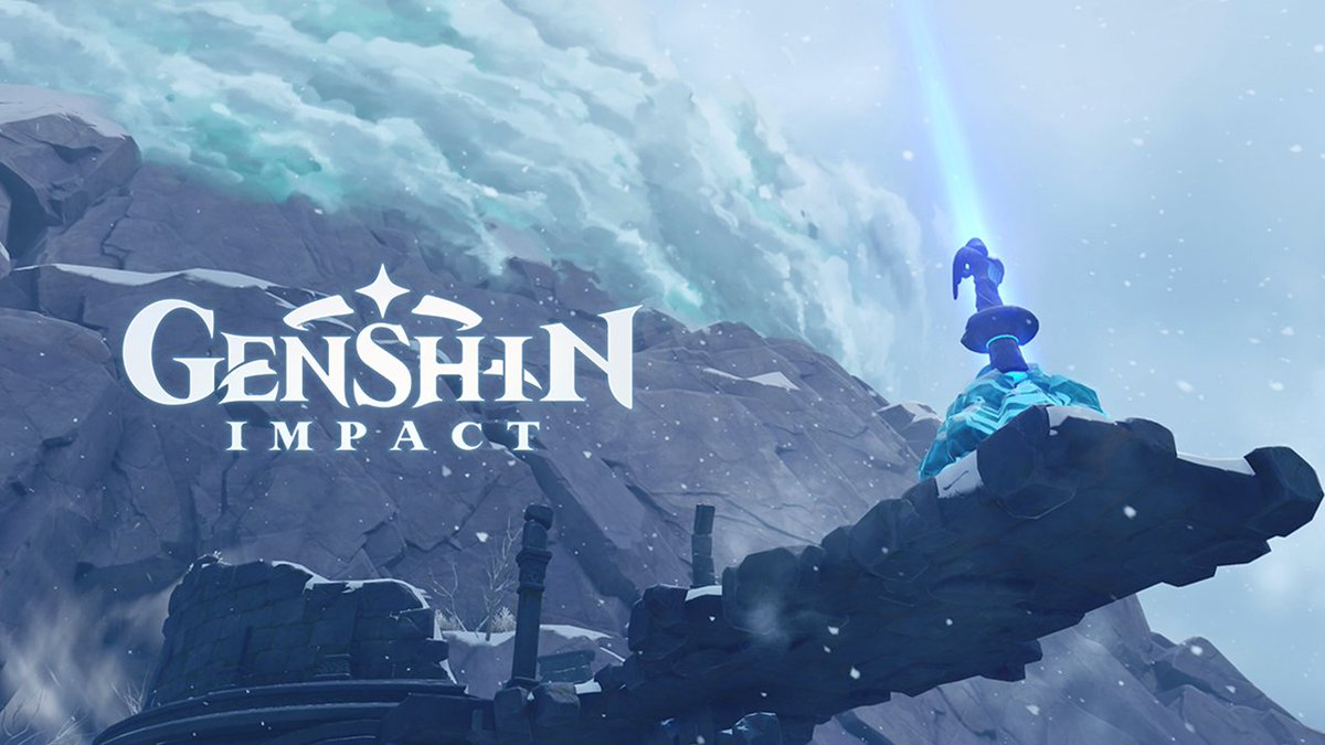Snow-Covered Path — Behind the Scenes of Dragonspine | Genshin Impact After all this time, Dragonspine has finally revealed its true colors. youtu.be/u8kzvjRDGOM #GenshinImpact
