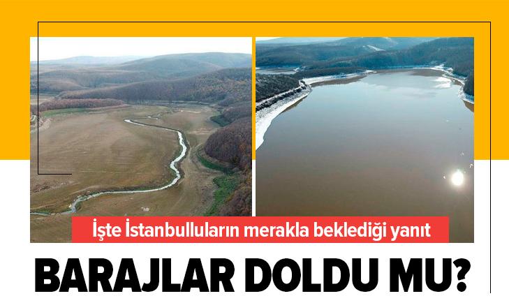 İstanbul'da barajlar doldu mu? https://t.co/WWTPZx55Za https://t.co/qrlsU2391Q