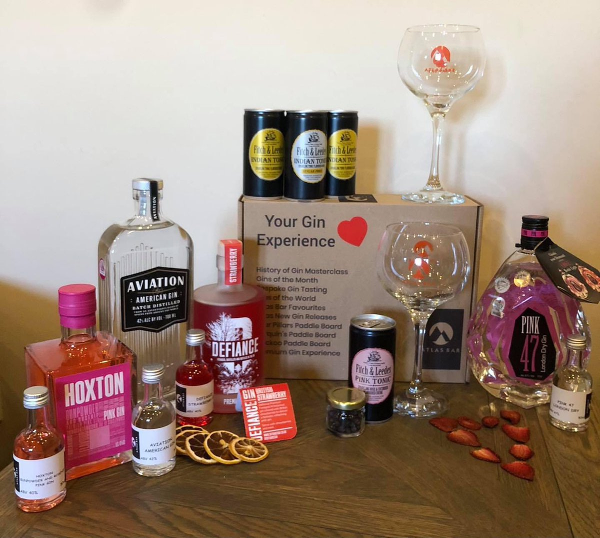 As #ValentinesDay approaches, #Manchester, why not give the gift of #gin? #StillServingMCR #ValentinesDayGifts #giftideas #VirtualEvents