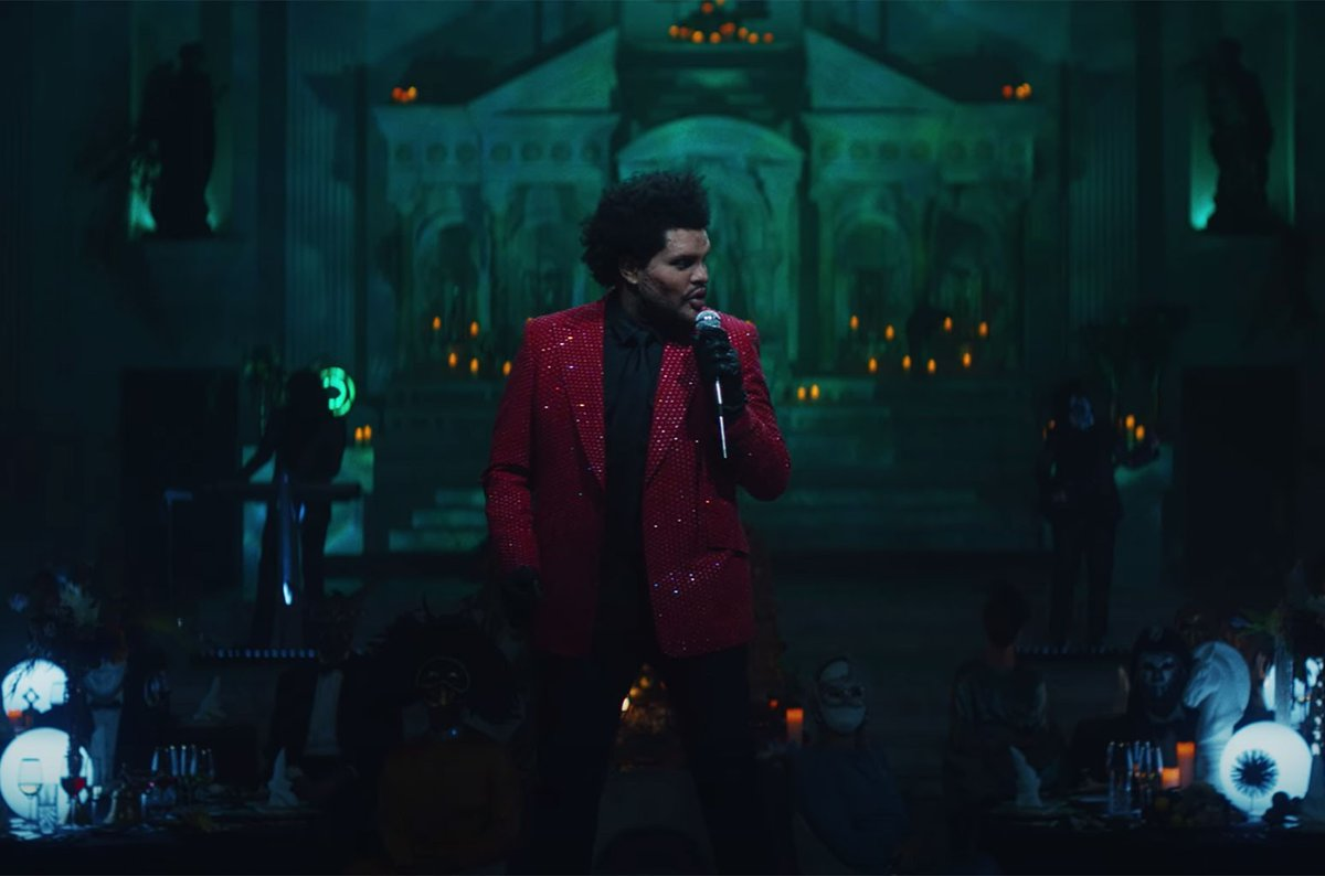 .@theweeknd's 'Save Your Tears' is at #13 on this week's Global 200 chart.  – It also reached a new peak on the Billboard Canada Hot 100 chart at #4.
