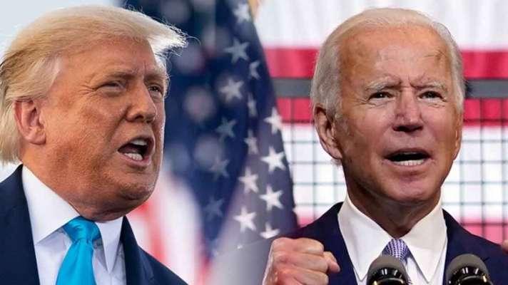 ट्रंप ने बाइडन को दी शुभकामनाएं, कहा- राष्ट्रपति पद पर सेवाएं देना सम्मान की बात विदेश/ट्रंप-ने-बाइडन-को-दी-शुभका/  #TrumpsLastDay #JoeBiden #AmericaOrTrump #DonaldTrump #Politics