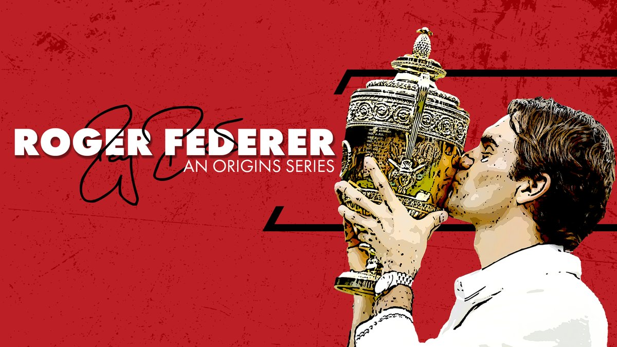 Boasting grace and poise, both on and off the court, tennis enthusiasts consider him one of the most likeable sporting figures of his generation.   @cviner87 & @Toby__Stapleton with the origin story of Roger Federer: 👀📺👇   #Federer #rogerfederer #ATPCup