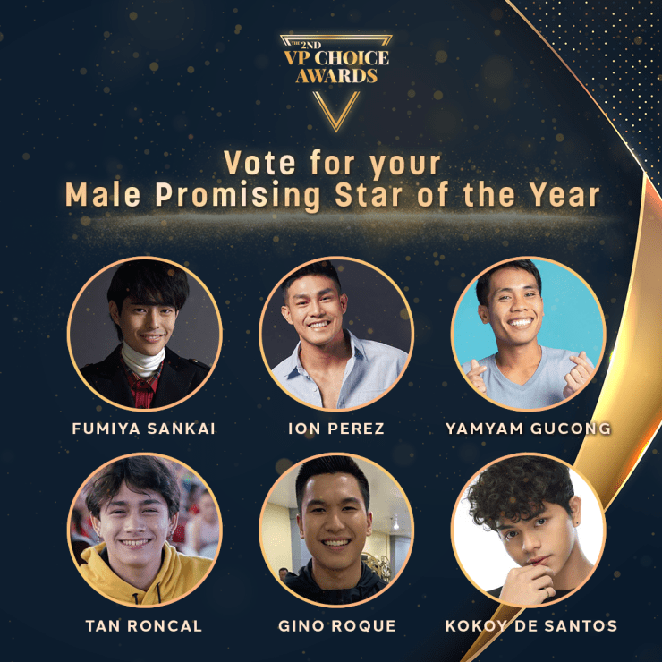 Madlang People!! Let's vote for Ion Perez as Male Promising Star of the Year on Village Pipol Choice Awards 2021!!   To vote, just go and click the link below.     Only 1 vote every 24 hrs. Voting ends on Feb 15!!