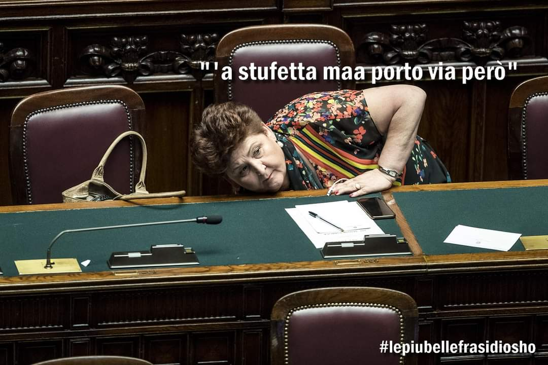 Dispettucci #Bellanova #crisidigoverno
