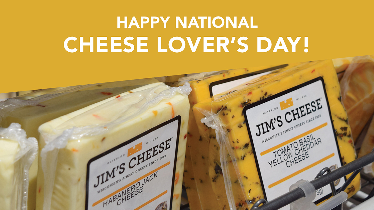 Happy National Cheese Lover's Day! MSN Airport is the perfect place for any Wisconsin cheese lover. Pick up some locally-sourced cheese curds from Metcalfe's and then stop by Madison XChange and buy your very own cheese supply AND Cheesehead.  #MSNAirport #NationalCheeseDay