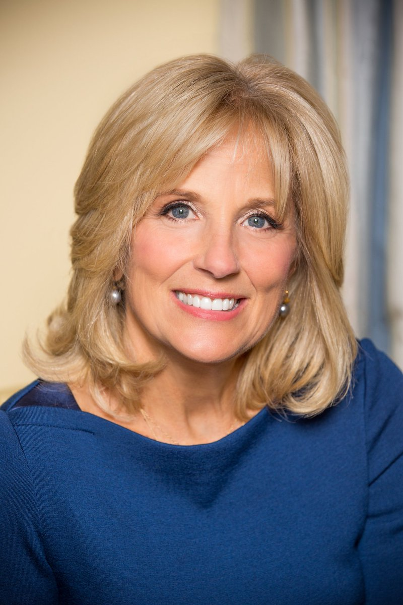 First Lady Jill Biden Will Advocate for Public Schools and Community Colleges from the White House #Inauguration2021 ow.ly/CLp050DdtrZ