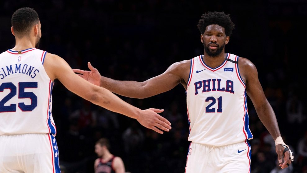 New #ESPNDaily...  📈 Inside the evolution — and legitimate MVP campaign! — of Joel Embiid, as covered by @ramonashelburne  💬 @JeffPassan, on how reporting with @minakimes led to the firing of Mets GM Jared Porter. And what happens next  🎧: https://t.co/TVYn0wx8Va https://t.co/yQreS4UXGF