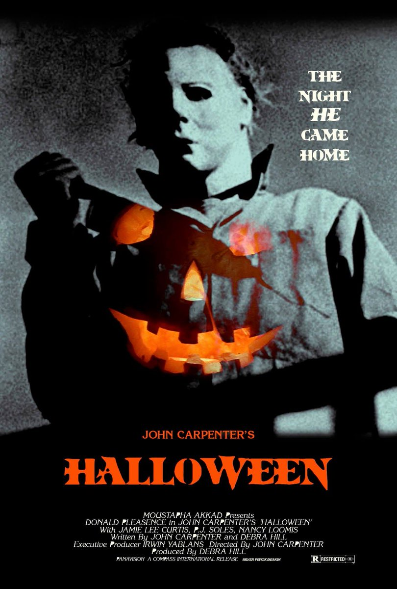 Which horror movie do you prefer? 🎥 John Carpenter's Halloween 1978 or Wes Craven's A Nightmare on Elm Street 1984? 🔥🎃🔪 or 🔥👺