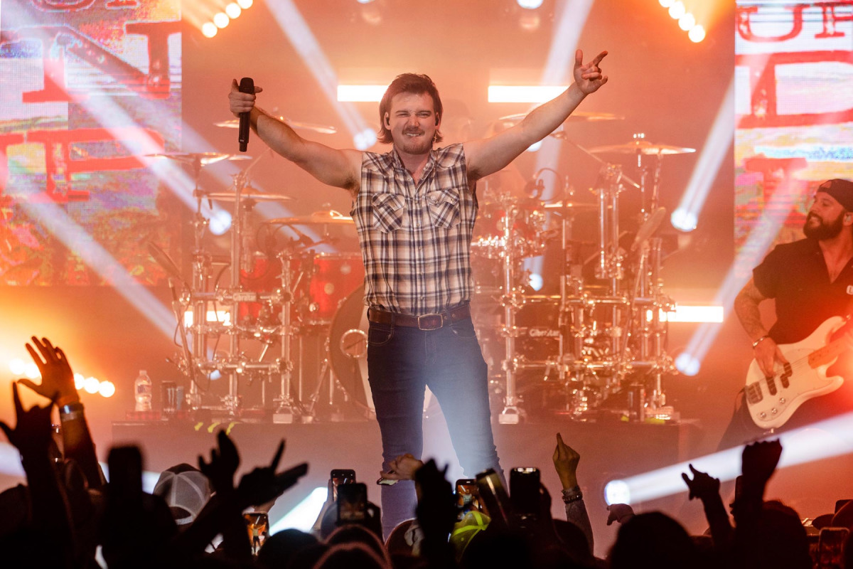 .@MorganWallen tops the Artists 500 Chart with 245.8 million on-demand audio streams. This is the highest weekly streams total for a country artist in Alpha Data history, and the 25th highest weekly total overall: