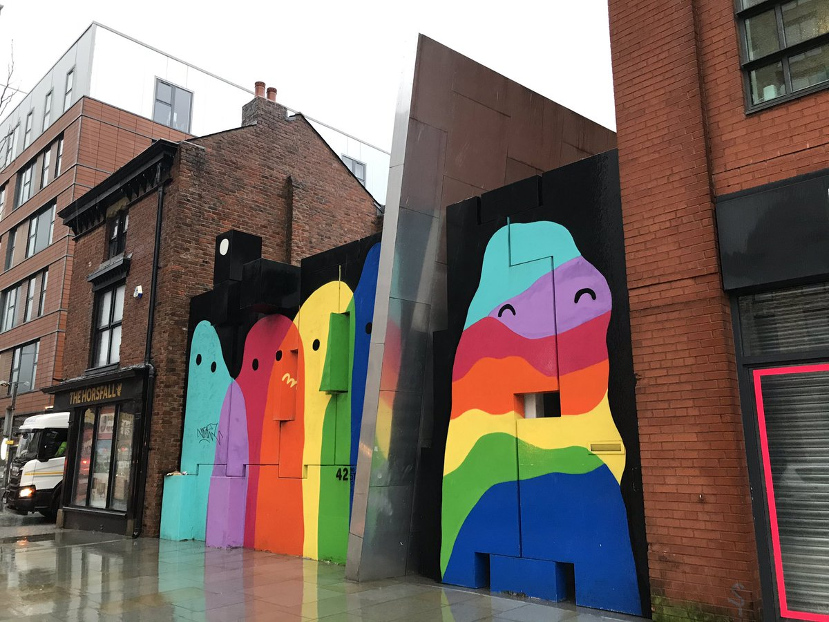 Today's @Glenbrookprop #januarystepchallenge took me past @TheHorsfall  In 1884, Thomas Horsfall opened the Ancoats Art Museum to connect people living in the nearby slums to art, nature and beauty. Check out @42ndStreetmcr to see how they continue that initiative #alonetogether