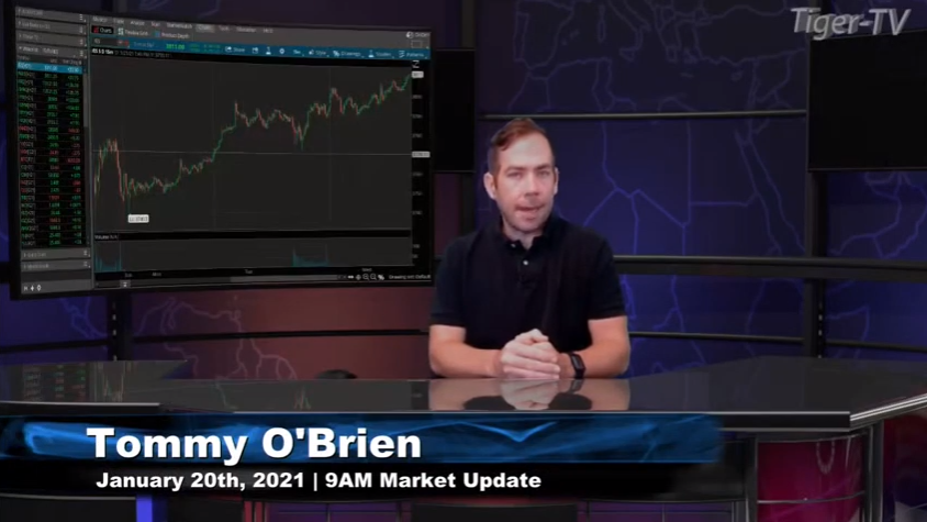 Tommy O'Brien hosts the 9AM Market News Update for Wednesday on @TFNN and discussed $NQ $YM $RTY $CL $GC $ZN $ZB $VIX and more! #Learntotrade #TFNN #StockMarketNews #Financialeducation #TradingView #RocketEquities #StocksToBuy