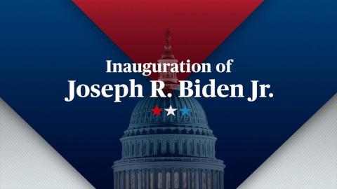#LIVE:  Inauguration of President Joseph Biden — ABC News Live: