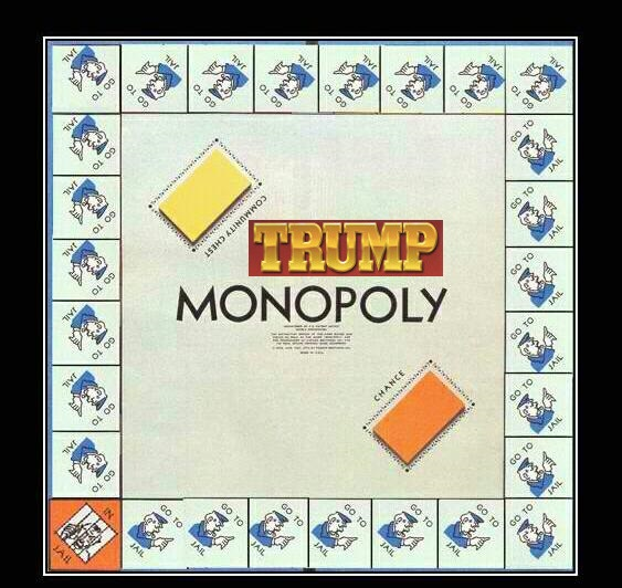 Less than 90 minutes until @NewYorkStateAG plays #TrumpMonopoly  #Inauguration2021 #ByeByeTrump #ByeDon #ByeTrump