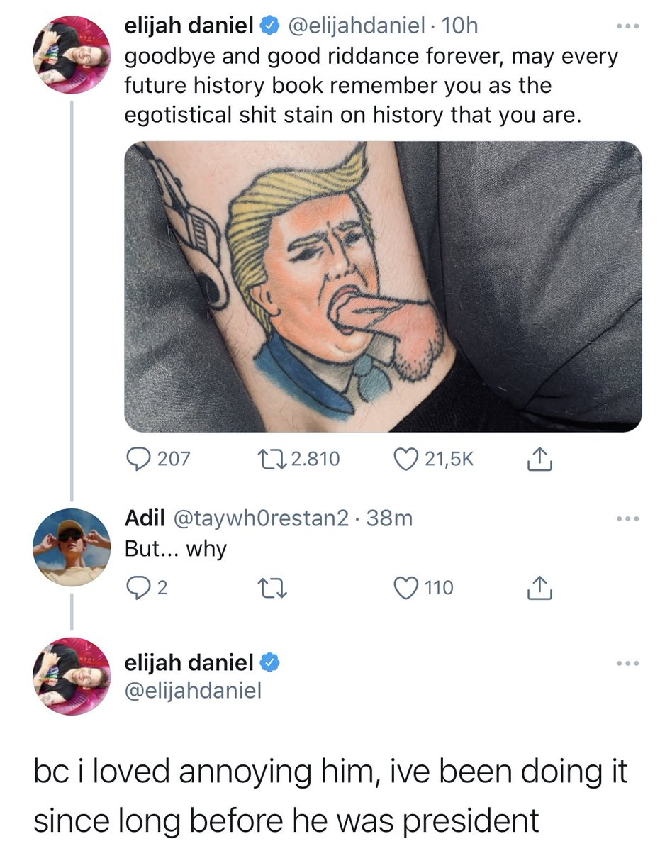 annoying a billionaire by paying to have him on your body... permanently