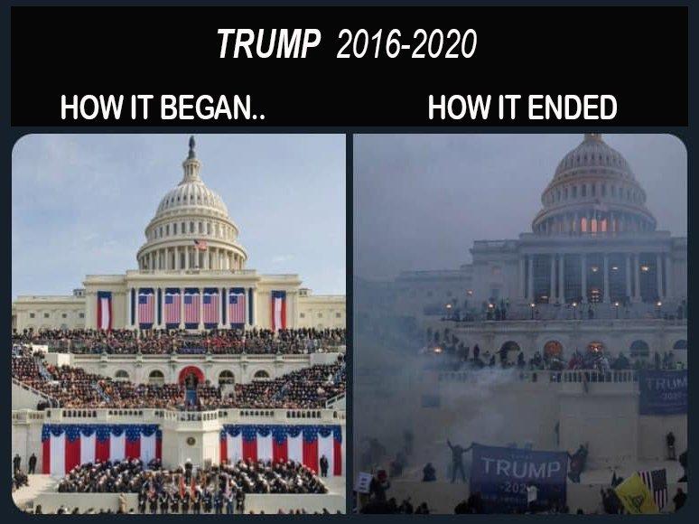 #ByeTrump #Inauguration2021 #ByeTrump #ByeByeTrump #TrumpsLastDay #Trump