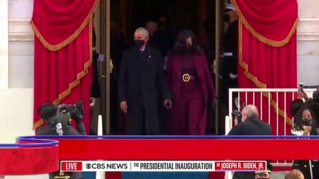 Michelle Obama devoured I'm so sorry
