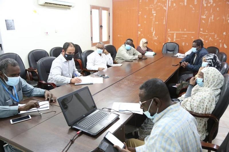 وزارة الصحة الخرطوم تواصل استعداداتها لحملة الاستجابة للتطعيم ضد شلل الأطفال بالولاية والتي حددت لها خلال الفترة من 25- 28 يناير 2021   #سونا #السودان