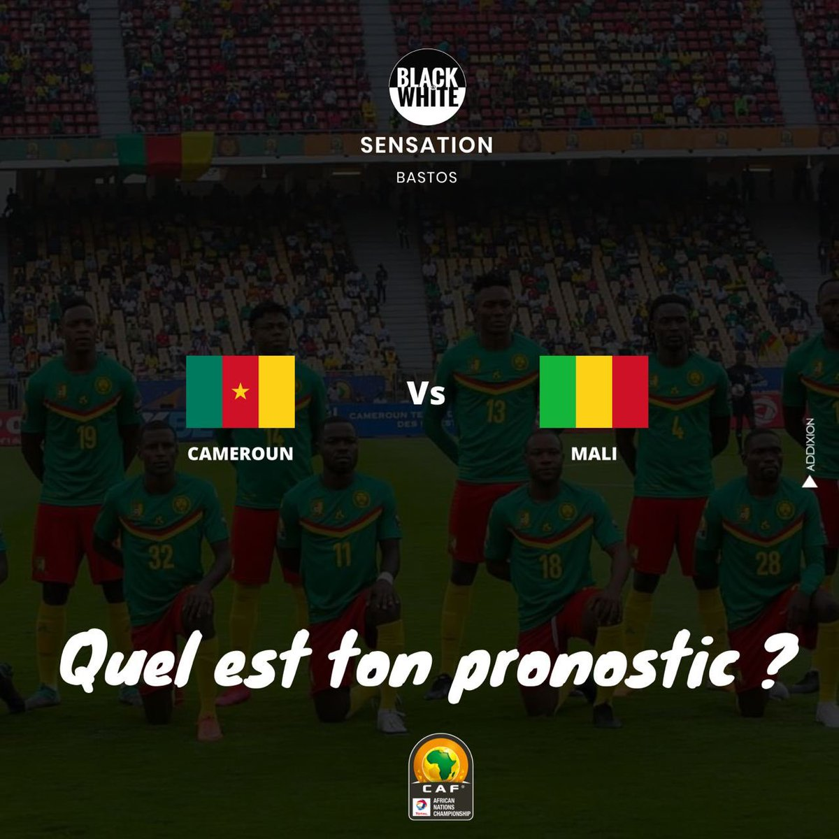 ||•CHAN2020•||  Quel est votre pronostic pour ce match de 17H ? 😅🌚  Les meilleurs moments de foot tous les soirs chez nous ⚽️  #BlackandWhite #addixion #football #chan2020 #goodvibes #supporters #show #Sensation #Enjoy #Drink #Bastos #yaounde