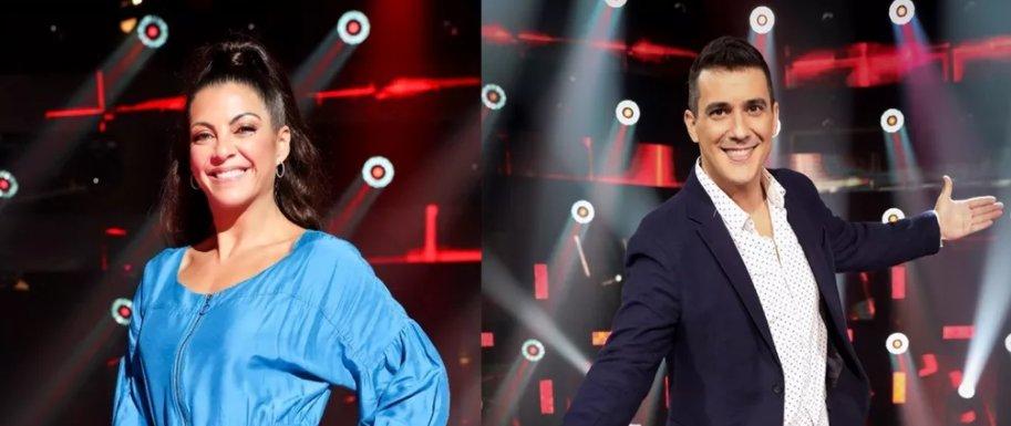 Qual é o tipo de música que você gosta? Conta pra gente! 😉  André Marques e Thalita Rebouças, apresentadores do #TheVoiceMais, falam de seus gostos musicais e contam ser ecléticos.   Confira ➡️