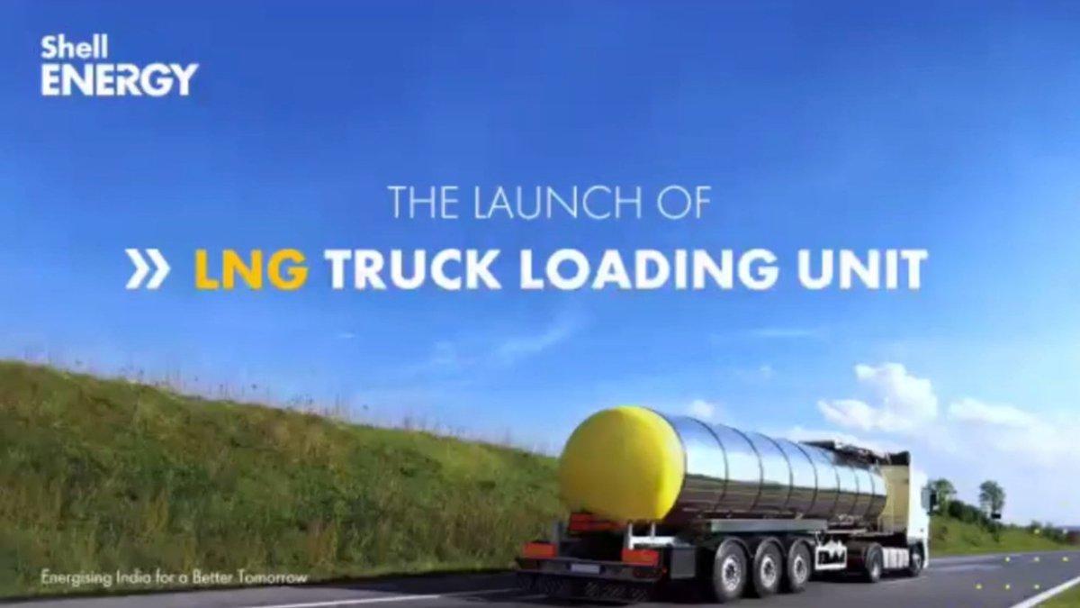 Union minister inaugurates Shell India's truck loading unit at Hazira