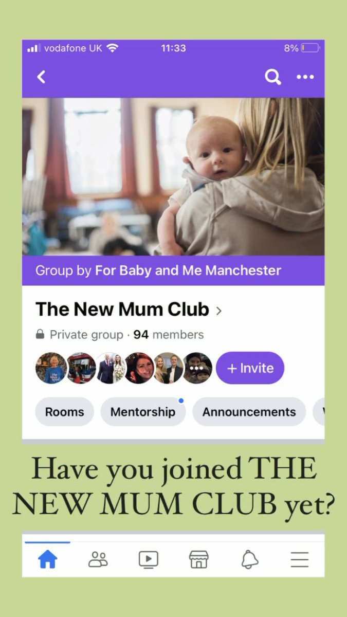 Have you joined THE NEW MUM CLUB!? Search it on FB to get involved!👋💜  #postnatal #antenatal #mumtobe #newmum #expecting #pregnancy #maternityleave #lockdownmum #lockdownpregnancy #lockdownbaby #mumsupportingmums #babymassage #mumlife #Baby #homeschooling #earlyyears #newborn